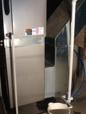 New Construction Heating & Cooling Installation